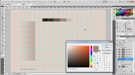 make layout on photoshop cs5 photoshop tutorial part1 how to design a professional