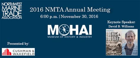 ta boat show dates northwest marine trade association nmta