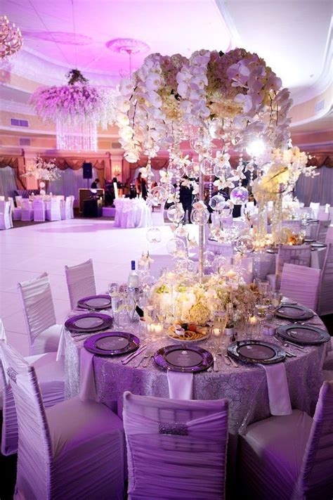 themed table decorations for weddings oheka castle great gatsby theme wedding reception
