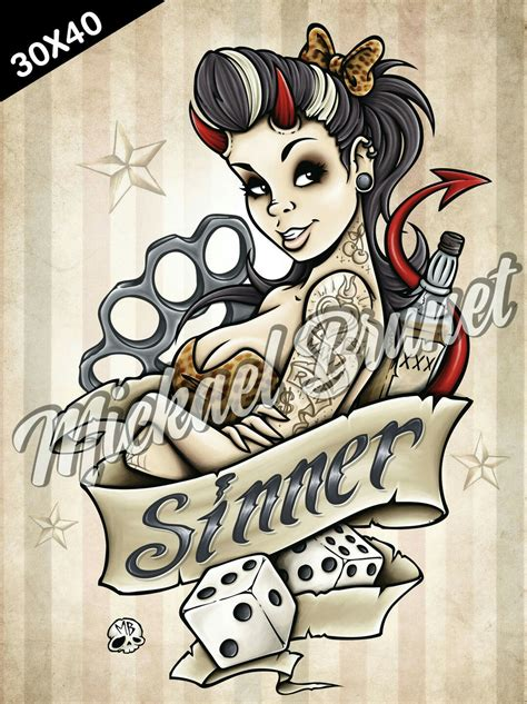 rockabilly pin up girl tattoo designs pin by pinup toonz on brunet mackael in 2019 draw
