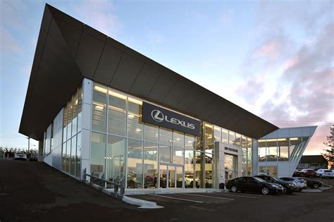 lexus dealership design jim pattison toyota lexus dealership abbarch