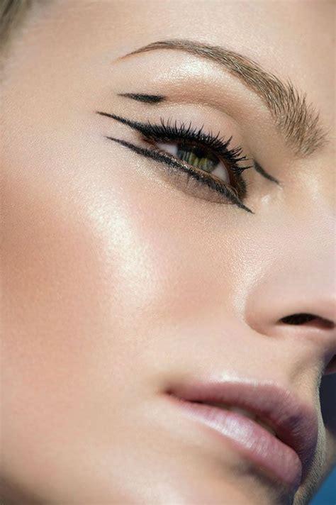 Elkes Makeup Tips by Best 25 Black Eyeliner Makeup Ideas On