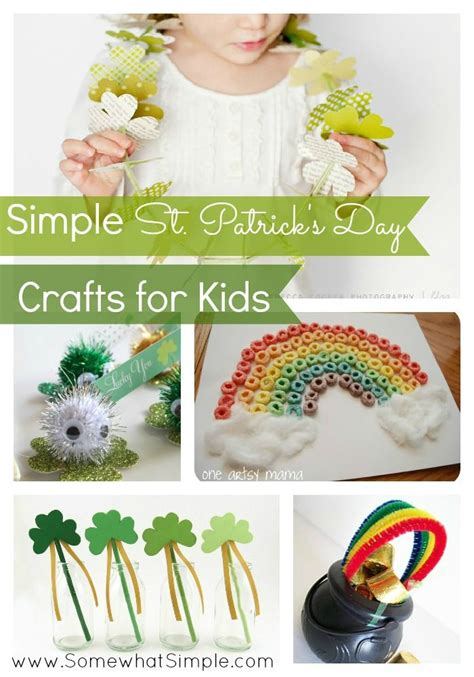 st patricks crafts for st s day crafts st patricks day crafts and