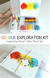 Mix It Up mix it up colour exploration kit papa bubba