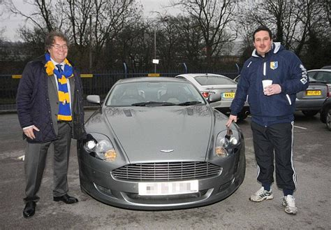 Who Is The Owner Of Aston Martin Mansfield Chairman Radford Gives Paul Cox An 163