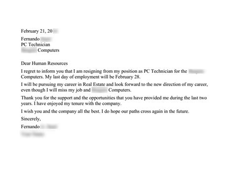 Resignation Letter Vacation Time Resignation Letter Format Best How Do I Write A Letter Of
