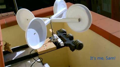 eolico per casa mini pala eolica fatta in casa