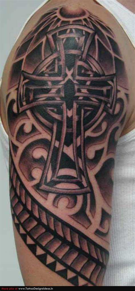 celtic tribal half sleeve tattoos 1000 images about tattoos on fighting