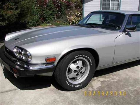 jaguar xjs 1985 1985 jaguar xjs for sale on classiccars