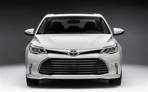 2019 toyota avalon hybrid preview 2018 toyota avalon hybrid review specs 2018 2019 new
