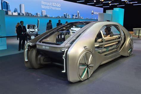 Audi Entstehung by Renault Ez Go Concept Car News Pictures Specs Geneva Motor