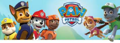 Nick jr paw patrol characters car tuning