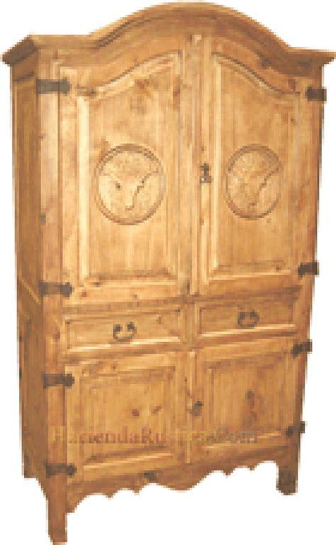 mexican armoire armoire 1 mexican furniture hacienda