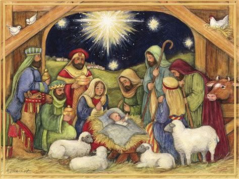 printable nativity scene christmas cards susan winget adore him christmas cards 1200x900 holy