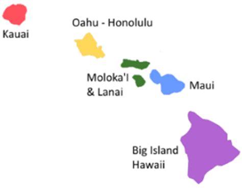 hawaiian island colors hawaii weddings hawaii weddings hawaii