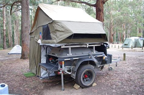 roof top tents for pods pod trailer