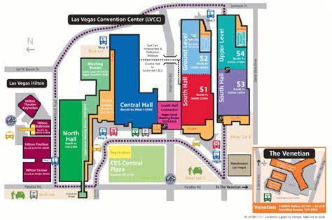 las vegas convention center floor plan ces 2012 revealed maps conference brochure pma ces