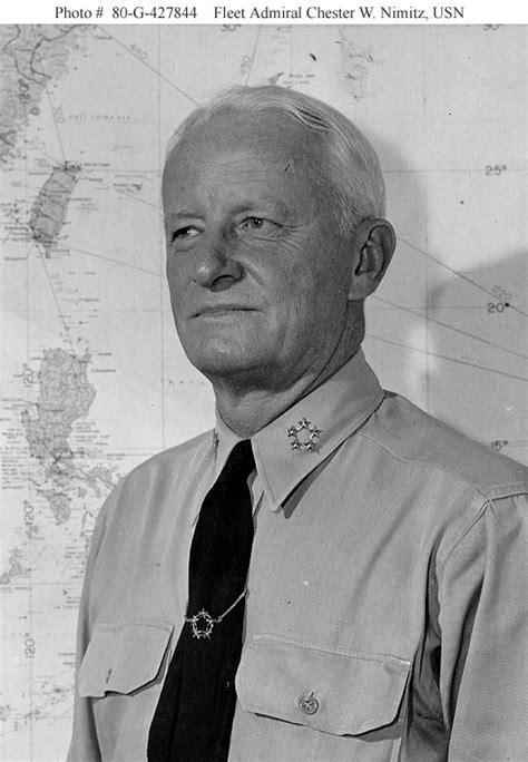 US People--Nimitz, Chester W. (1885-1966)
