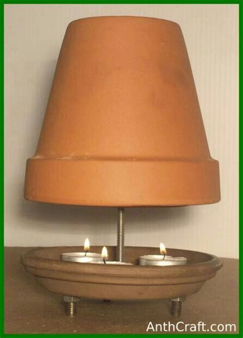 clay pot heater for the home pinterest