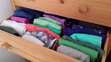 Folding Clothes In Drawers by The Closet The Drawers And The Wardrobe Mind Scroll