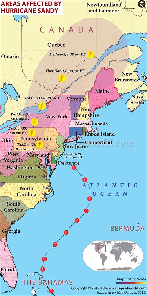 map of the east coast in usa map of east coast usa united states in the atlas the and