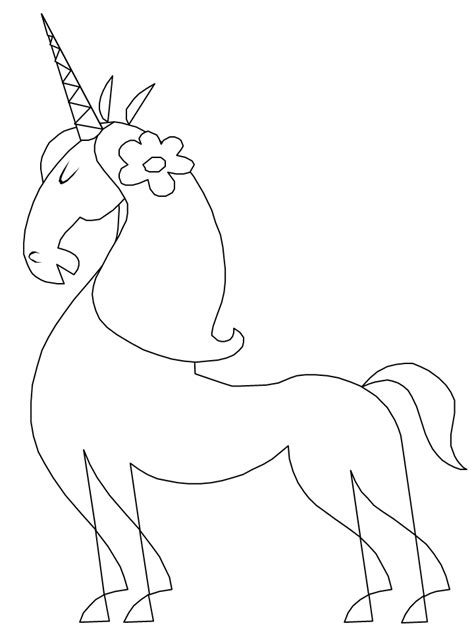 unicorn coloring page pdf unicorns 19 fantasy coloring pages coloring book