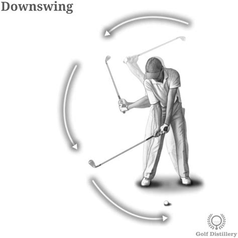 golf swing illustrated the 25 best golf downswing ideas on pinterest golf