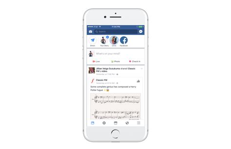 facebook mobile application facebook stories vs instagram stories vs snapchat stories