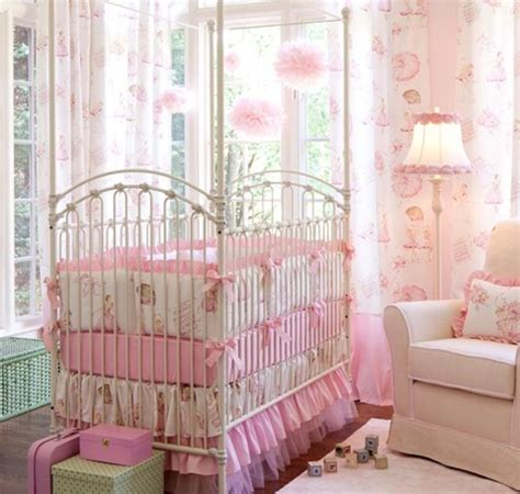 Ballerina Wall Mural best tips for decorating a baby girl s room interior design