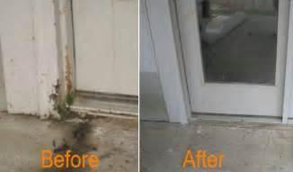 Replace Exterior Door Frame Door Frame Repair Promaster Cincinnati 513 724 0539