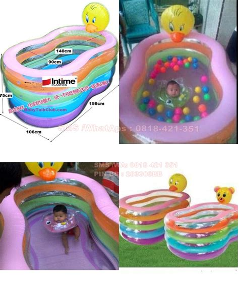 jual kolam renang bayi jual kolam renang bayi murah jual kolam spa bayi baby spa kolam renang bayi intime