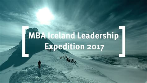 Cass Mba Start Date by Cass Business School Time Mba Iceland Leadership
