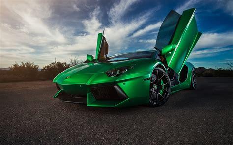 Auto Grün by Die 65 Besten Lamborghini Hintergrundbilder