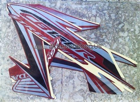 Striping Atau Stiker Variasi Scooppy striping stiker honda cb150r variasi modifikasi id