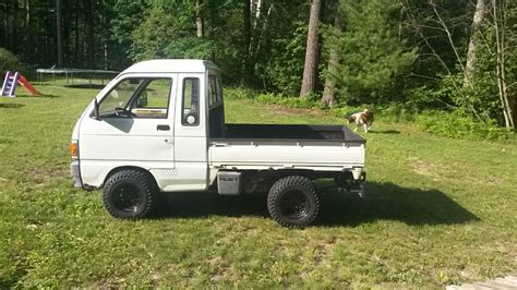 daihatsu 4x4 mini truck for sale daihatsu hijet 4x4