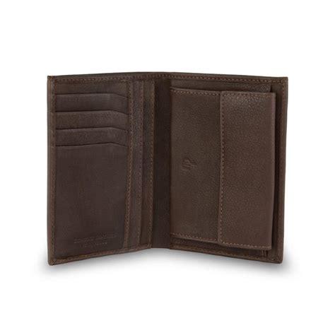 portefeuille homme en cuir avec porte monnaie dv