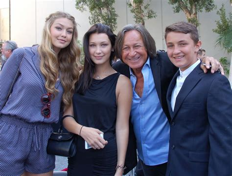how tall is mohamed hadid mohamed hadid real estate mogul and supermodel dad