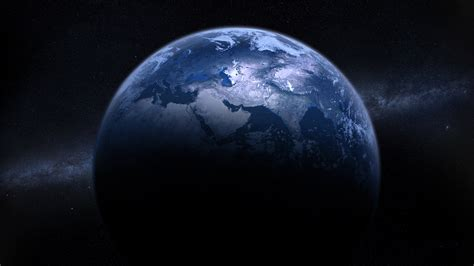 wallpaper blue earth dark blue earth europe noert africa middle east and