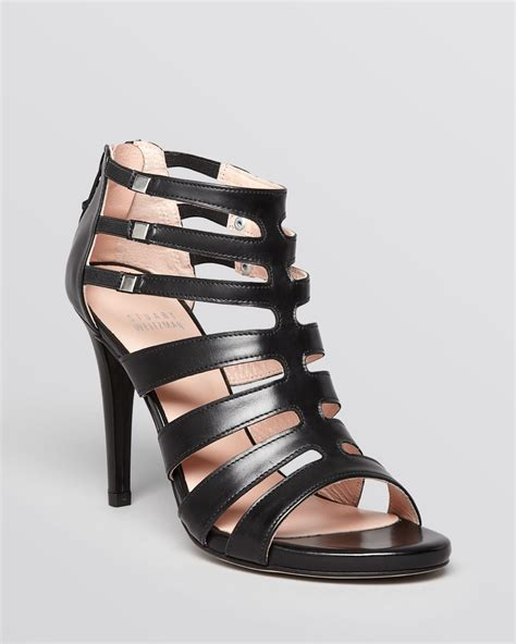 high heeled gladiator sandals stuart weitzman gladiator sandals outing high heel in