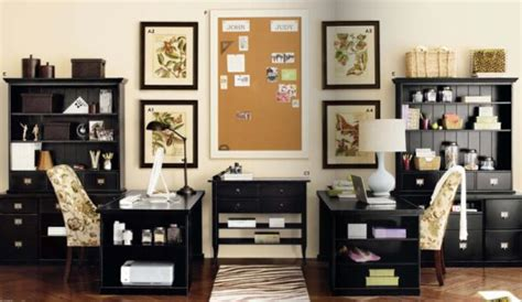 His And Hers Home Office Design Ideas | his and her ideas from the bathroom to the office