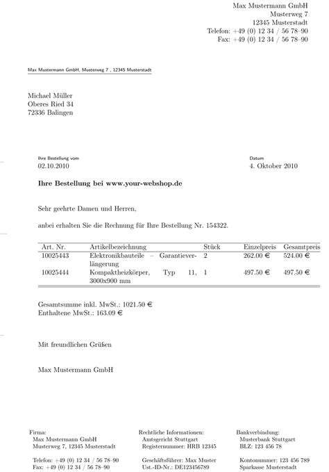 invoice design latex magento on latex micha elmueller