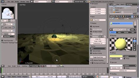 tutorial blender to unity blender and unity tutorial setting up simple terrains