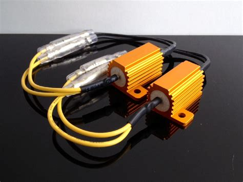 Motorrad Led Blinker Widerstand by 2 Led Blinker Last Widerst 196 Nde Lastwiderst 196 Nde Resistor F