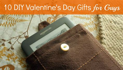 ten diy valentine s day gifts for him and her life as diy valentine s day gifts for him