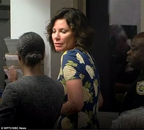 Detox In After Arrest by Real Luann De Lesseps Pleads Not Guilty