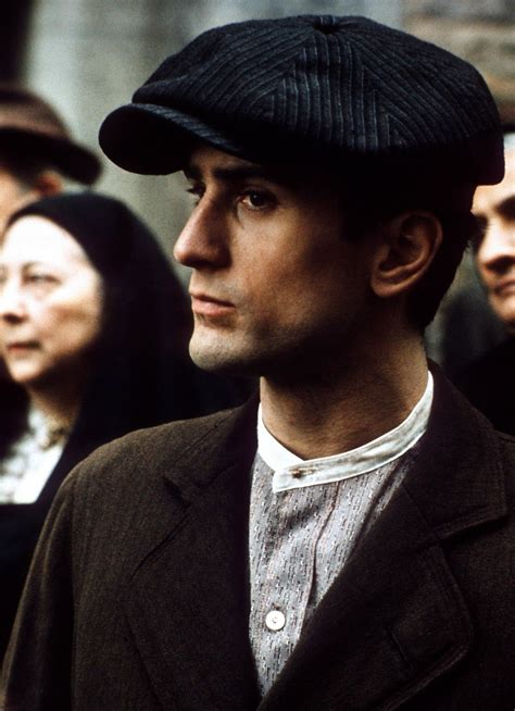 se filmer the godfather part ii gratis robert de niro as the younger vito corleone in quot the