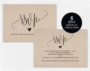 Free Rsvp Cards Templates by Rsvp Postcard Rsvp Template Wedding Rsvp Cards Wedding