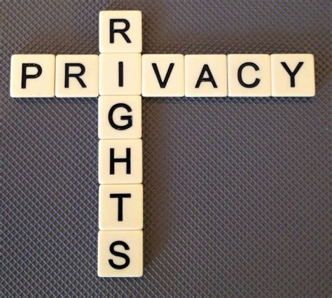 opinions on right to privacy