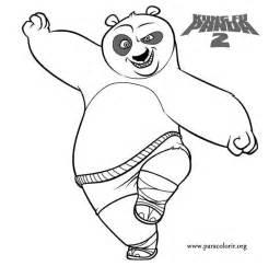 kung fu panda coloring pages kung fu panda master po kung fu panda 2 coloring page