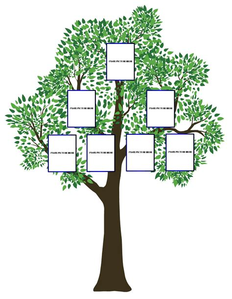 drawing a family tree template blank family tree chart jpg 971 215 1 254 pixels family tree